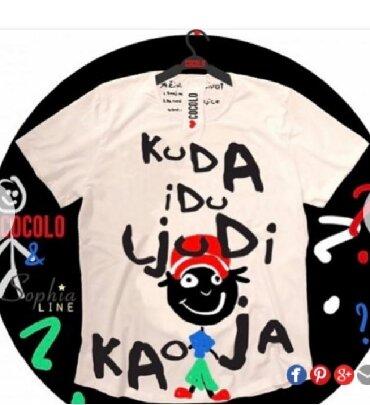 L-velicina-nova - Srbija: Majica inspirisana pesmama Ace lukasa,nova. L velicina