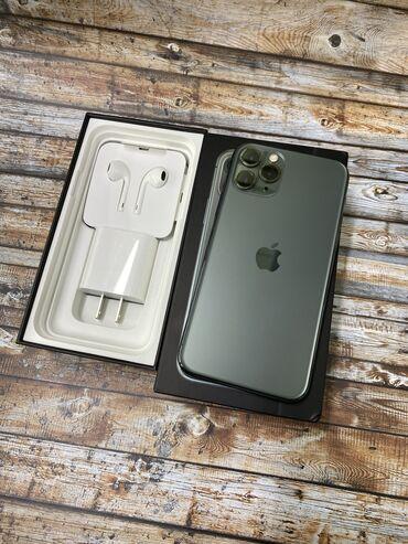 купить бу iphone 11 pro в Кыргызстан: Новый IPhone 11 Pro 64 ГБ Зеленый