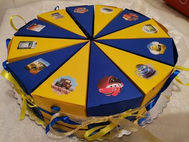 Torte od kartona za decije rodjendane