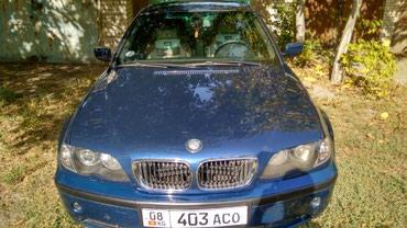 BMW 318 2 л. 2004 | 190000 км
