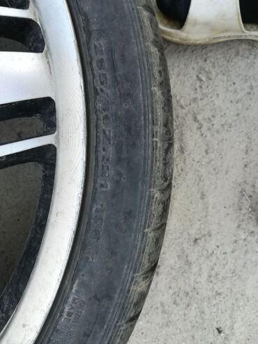 Продаю диски R21 с шинами  или меняю на R17 Mercedes-Benz Торг есть