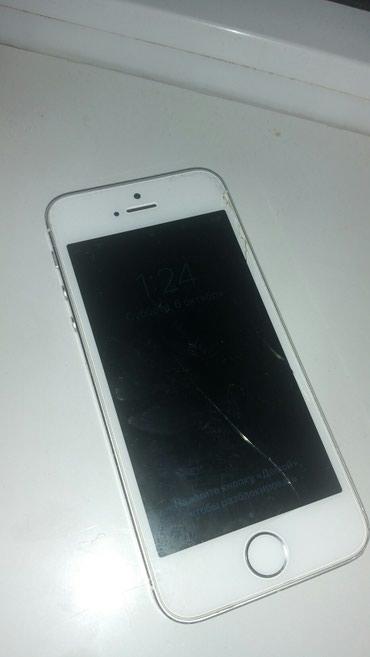 Продаю IPhone 5s 16g в Бишкек