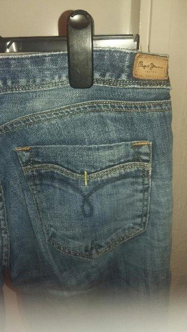 Blue-jeans - Srbija: Pepe Jeans iscepane farmerkeMoram da naglasim da je jedna gajka za