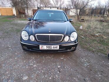 Mercedes-Benz E 500 5 л. 2002 | 300 км