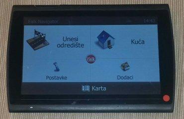 Navigacija marke falk kao sa slike sa dodatnom opremom punjac za - Jagodina