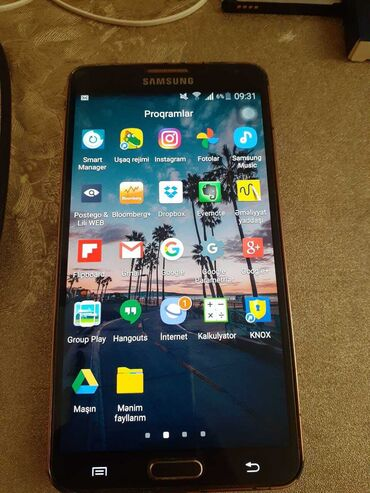 Samsung galaxy note 3 mini islenmis - Azərbaycan: Samsung Galaxy Note 3