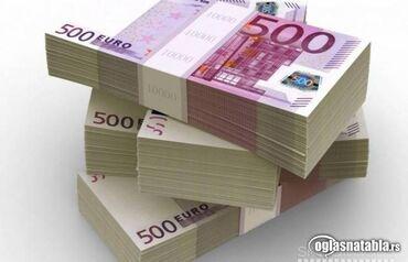 Ako i - Srbija: Predstavljam financijsku instituciju koja nudi zajmove u rasponu od