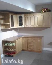 Кухонный гарнитур производства в Бишкек