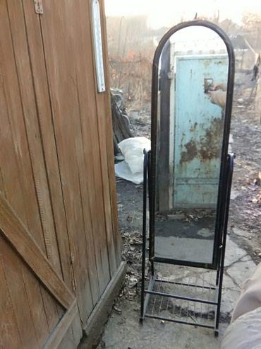 Продаю зеркало напольное 1200, навесное- 1000 в Покровка