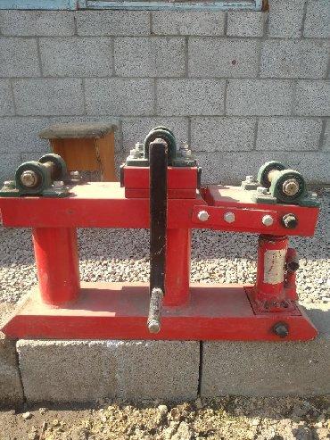 Оборудование для бизнеса в Токмак: Проифила гиб для навеса теплицы, арка