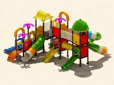 Детские игровые комплексы из в Бишкек