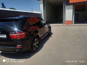 x5 в Кыргызстан: BMW X5 M 2008