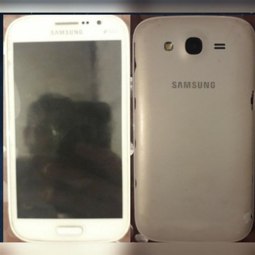 Samsung-grand-neo - Азербайджан: Б/у Samsung Galaxy Grand Neo Plus 1 ГБ Белый