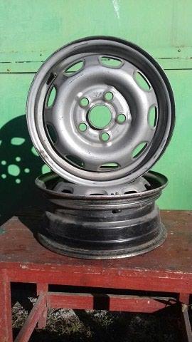 куплю диски на 14 в Кыргызстан: Продаю стальные диски на бус Volkswagen. Оригинал. Все вопросы по