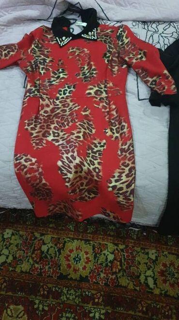 женское коктейльное платье в Кыргызстан: Продаю красивое женское платье б/у