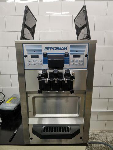 Фризер для мягкого мороженого Spaceman модель: 6235  Компактный настол