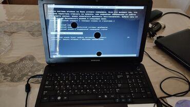 Noutbuk və netbuklar - Azərbaycan: Samsung komputeri windows 7