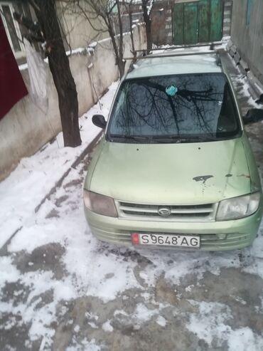 Транспорт - Кок-Ой: Daihatsu Cuore 1 л. 2000