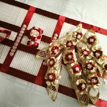 Kućni dekor - Obrenovac: Prstencici 40 din komad