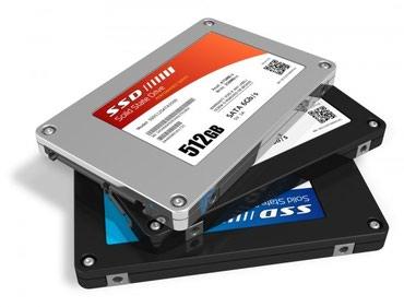 SSD 120 Gb (notbuk) в Bakı