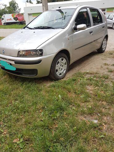 Fiat punto - Srbija: Fiat Punto 1.9 l. 2000