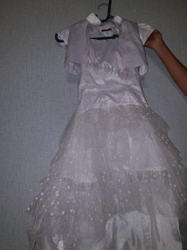 Платья белая на 10-13 лет в Бишкек