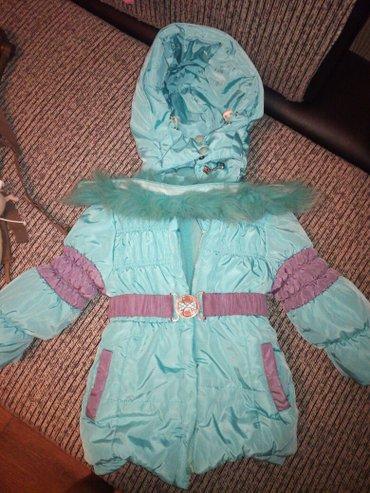 Куртка +комбенизон+ жилет, на 2-3 года, 1200 в Бишкек