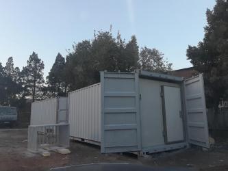 Soyuducu konteyner - Azərbaycan: 6m və 12m konteyner soyuducular.hər növ soyuducu anbarların münasib