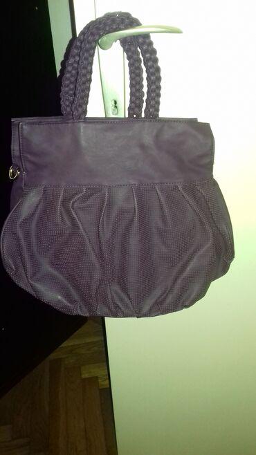 Ostalo - Sombor: Nova ljubicasta torba. povoljno