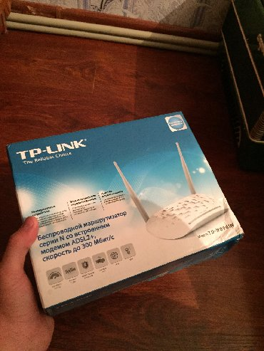 wifi роутер tp link wr740n в Кыргызстан: Продаю WIFI роутер TP-Link в хорошем состоянии!