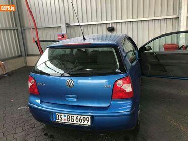 Volkswagen 1.4 l. 2004 | 220000 km