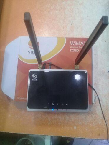 Sazz ix 380 modemi