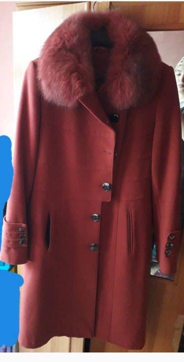 Пальто турецкое состояние отлично цена 2500 сом. в Джалал-Абад