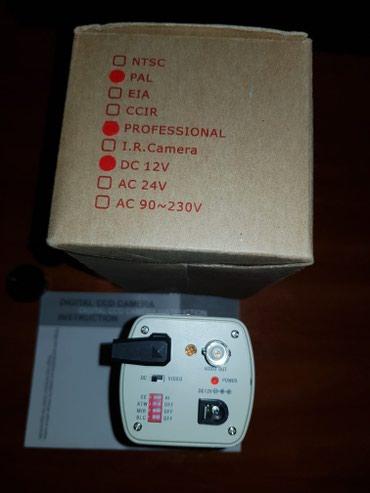 Камера видеонаблюдения с объективом 2.8, аналоговая JSP в Бишкек - фото 3