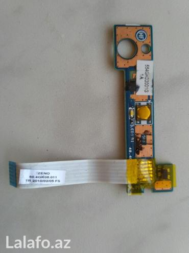 HP ProBook 4520s söndürüb/yandırma knopkası (turn off/on button) в Bakı