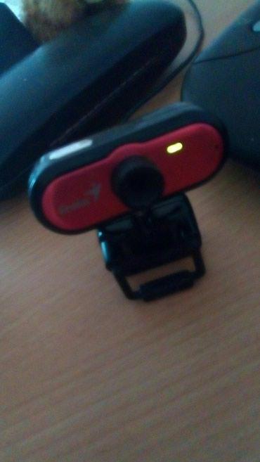 Veb kamerica za laptop marke Genius malo korišćena. - Belgrade