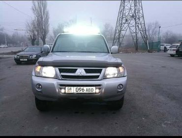 Продаю Mitsubishi Montero Limited 3.8 бензин 2002 г. за в Бишкек