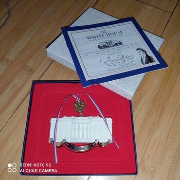 Значки, ордена и медали - Кыргызстан: Сувенир 100с