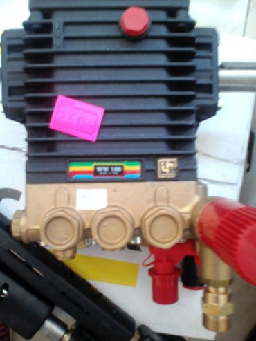 помпа высокого давления IPC Portotecnica в Бишкек