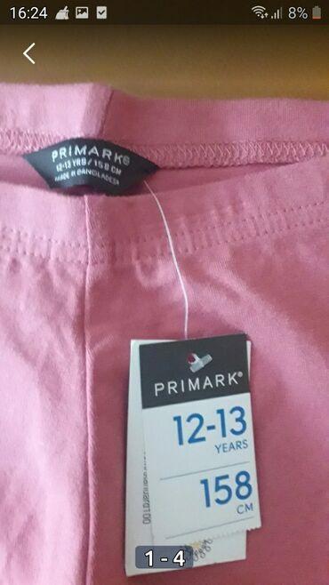Skafander 10 - Pozarevac: Primark, nove helanke za devojcice od 10 do 13 g