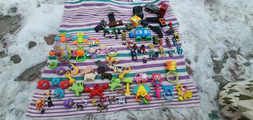 1фото. Детские погремушки, животные юла и т.д. игрушки до 1.5лет