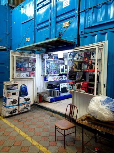 Коммерческая недвижимость - Кыргызстан: Срочно! Срочно! Продаю 20 т. Двух этажный контейнер под бизнес, рынок