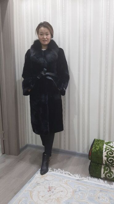 секционные ворота бишкек в Кыргызстан: Продаю, шуба российского производства. Оууууу девочки такую красоту уп