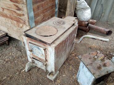 Ремонт и строительство - Кызыл-Кия: Паровая печка + Катёл