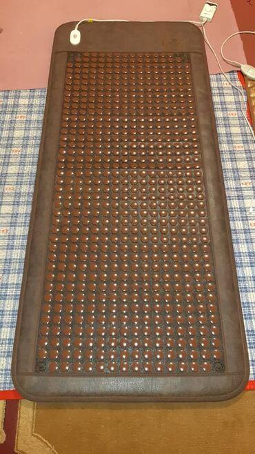 Турмалиновые коврики - Кыргызстан: Продаю турманиевый мат нуга-бест nm-  в отличном состоянии