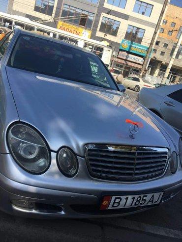 Mercedes-Benz 220 2006 в Бишкек