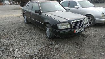 Mercedes-Benz 260 2.6 л. 1990 | 25480 км