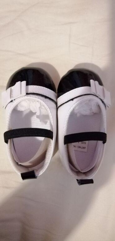 Dečije Cipele i Čizme - Sremska Kamenica: Prelepe nehodajuce cipelice nove +poklon 2para nehodajucih cipelica