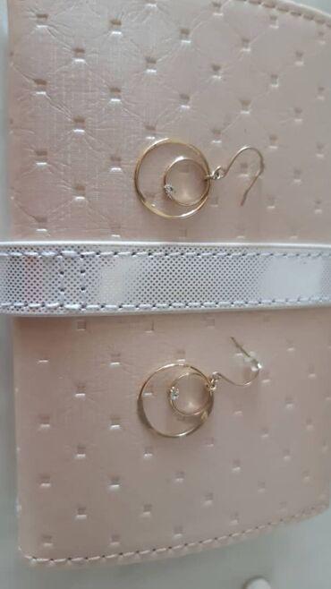 Босоножки серебро - Кыргызстан: :Серебро японские серёжки
