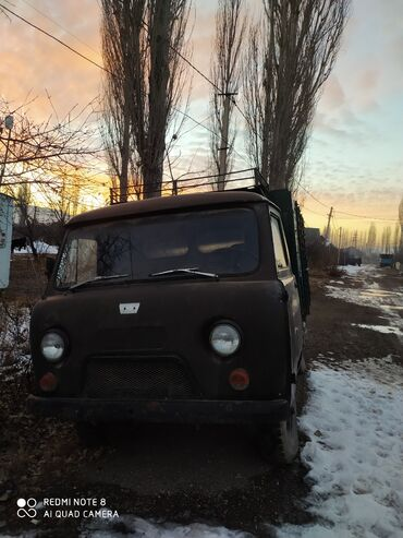 уаз мости в Кыргызстан: УАЗ на ходу мост коробка волговскии
